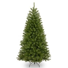 7ft North Valley Spruce Artificial Christmas Tree