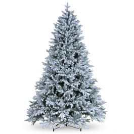 7ft Snowy Hamilton Spruce Artificial Christmas Tree