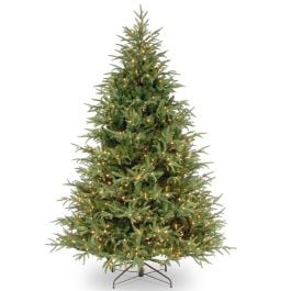 7ft Fraser Grande Prelit LED Artificial Christmas Tree