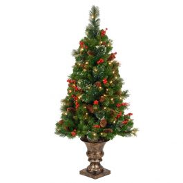 4ft Crestwood Spruce Artificial Entrance Tree