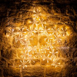 60cm Warm White LED Star Light