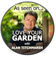 As Seen On Alan Titchmarsh Love Your Garden