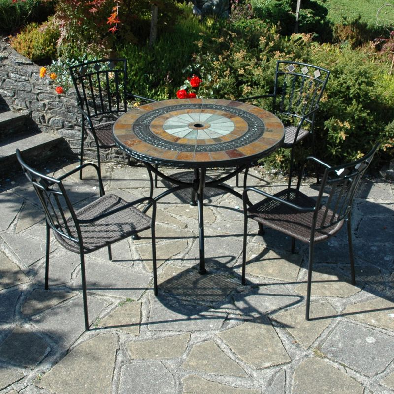melbourne tables outdoor and patio mosaic table furniture p australia chairs