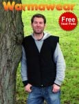 Warmawear™ Men's Battery Heated Waistcoat Jacket with Free Heat Packs