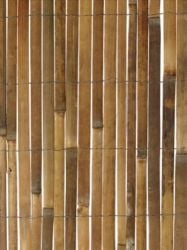 5.0m x 2.0m Bamboo Slat Fencing Screening by Papillon