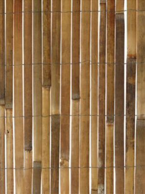 4.0m x 1.0m Bamboo Slat Fencing Screening by Papillon™