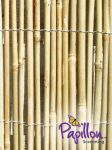 Papillon� Bamboo Cane Fencing Screening - 4.0m x 2.0m