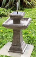 Solar Bird Baths