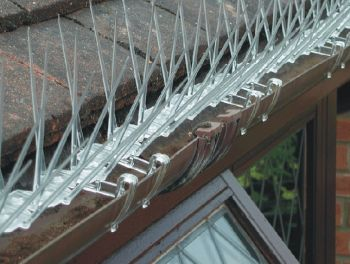 Gutter Clips For Bird Spikes