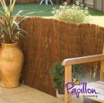 4.0m x 2.0m Brushwood Thatch Screening Rolls by Papillon� (Standard)