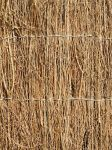 4.0m x 2.0m Brushwood Thatch Screening Rolls by Papillon� (Thick)