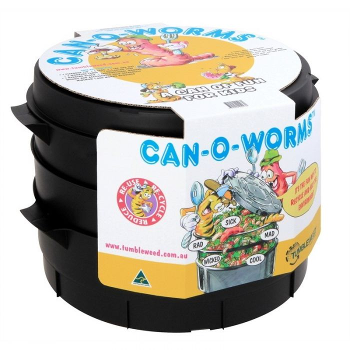 Can-O-Worms - Full Package