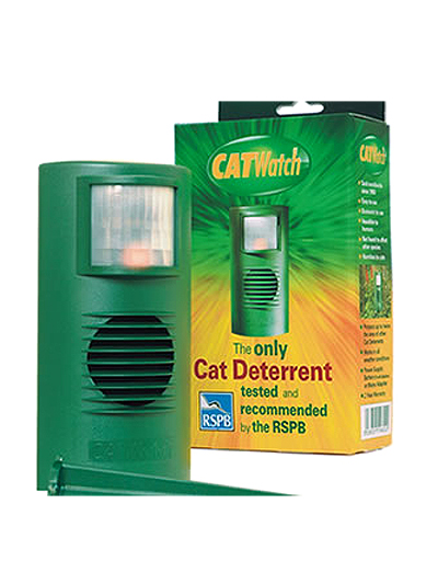 Catwatch Cat Repellent - RSPB Approved