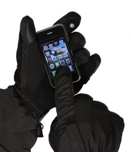 Tecsense heated ski gloves from Warmawear