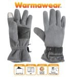Dual Fuel Fleece Battery Heated Gloves by Warmawear�
