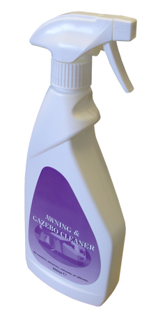 Awning, Marquee and Shade Sail Cleaner