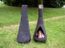 Deluxe Colorado Chimenea Rain Cover