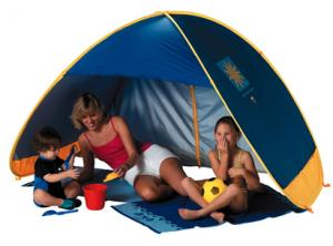 UV Rated Family Beach Shelter