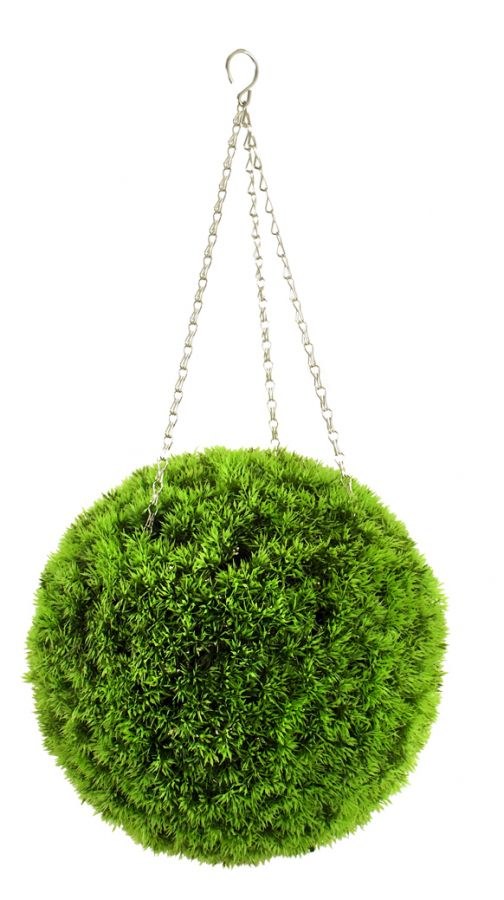 40cm Artificial Grass Effect Topiary Ball by Gardman™