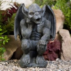 Laughing Gargoyle Ornament
