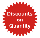 Discounts for quantity