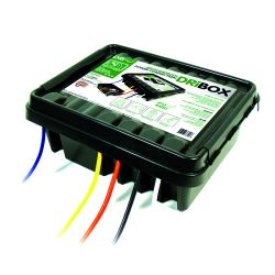 DriBox 330 Weatherproof Outdoor Electrical Connection Box