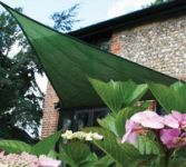 Eco Forest Green Sail Shades