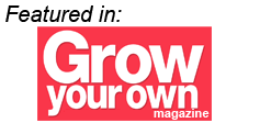 Featured in Grow Your Own Magazine