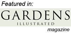 Featured in Gardens Illustrated Magazine