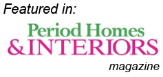 Featured in Period Homes and Interiors Magazine