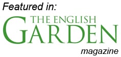 Featured In The English Garden Magazine