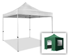 Standard Foldable Steel FramePop Up