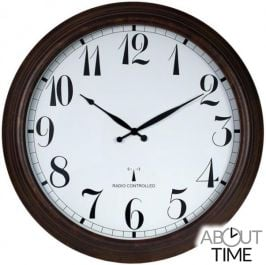 Perfect Time Radio Controlled Outdoor Garden Clock - 57.5cm (23