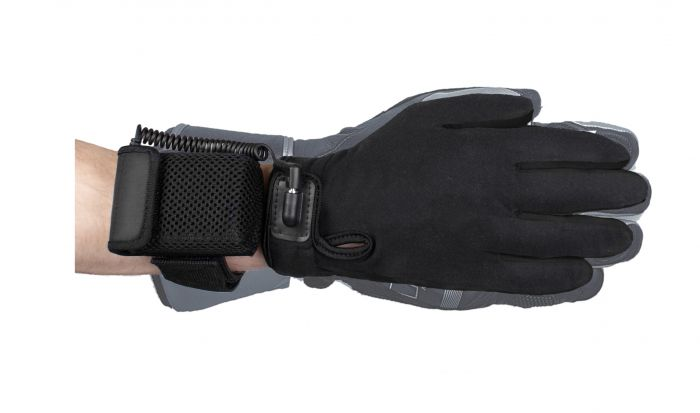 Deluxe Battery Heated Motorcycle Glove Liners - by Warmawear™