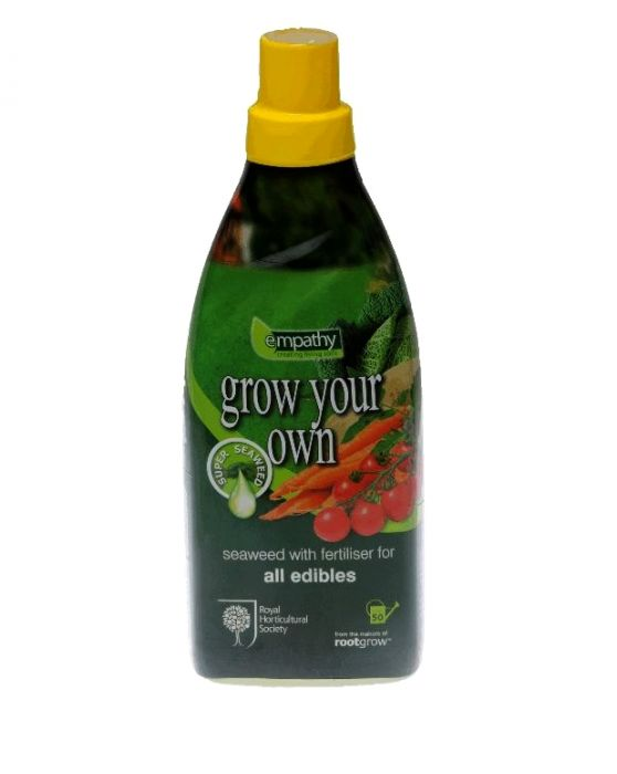 1L Grow Your Own Liquid Seaweed Fertiliser by Empathy™