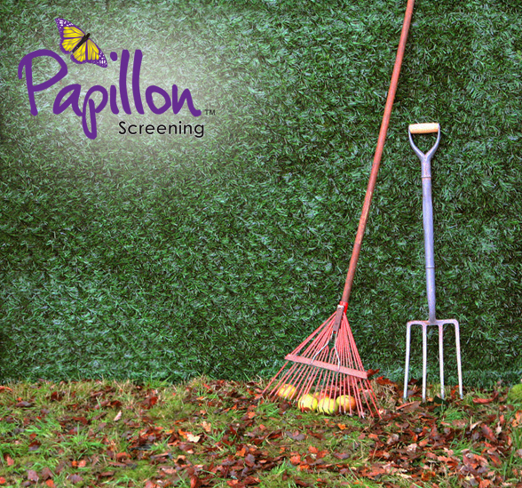 Conifer Hedge Artificial Fencing Screening 3.0m x 1.5m (10ft x 5ft) - By Papillon™