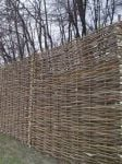 4ft (1.2m) Hazel Hurdles Fencing Panel by Papillon™