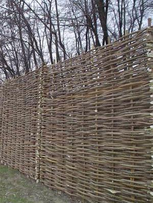 Hazel Hurdles Fencing Panel 1.82m x 1.5m (6ft x 5ft) - By Papillon™