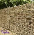 Hazel Hurdles Fencing Panel 1.82m x 1.37m (6ft x 4ft 6in) - By Papillon™