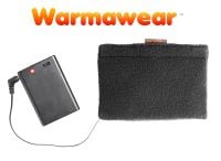 Heat Anywhere Pad - Pocket and Body Warmer (stay warm outside, at work, and in bed)