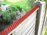 Fence and Wall Spikes - Terracotta