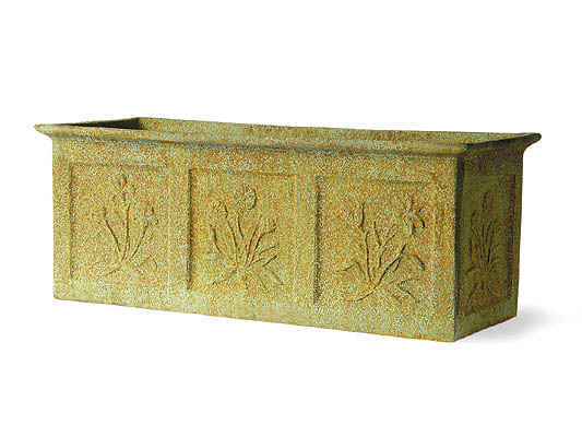 Botanical Trough Planter - H40cm x L91cm