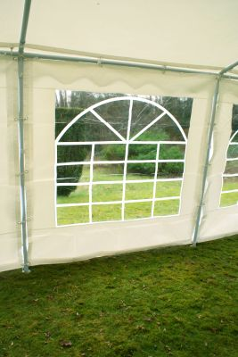 Side Panel For Luxury Marquee, With Window