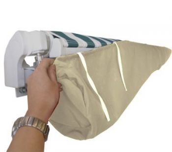 5m Ivory Protective Awning Rain Cover / Storage Bag