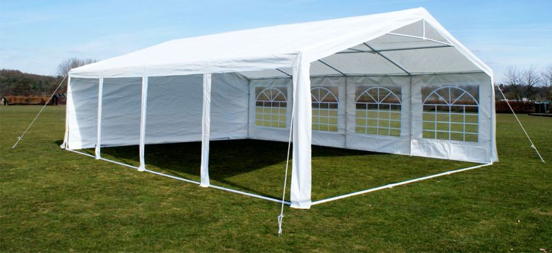 "3m x 8m (9ft 10"" x 26ft 3"") Standard Marquee / Party Tent"