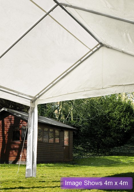 "3m x 4m (9ft 10"" x 13ft 1"") Luxury Marquee / Party Tent"