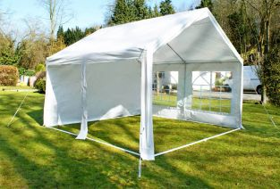 "3m x 6m (9ft 10"" x 19ft 8"") Standard Marquee / Party Tent"