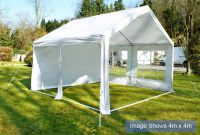 "3m x 4m (9ft10"" x 13ft 1"") Standard Marquee / Party Tent"