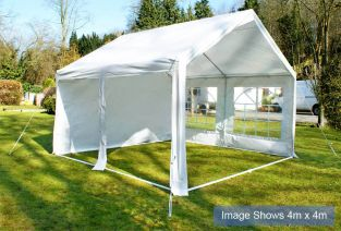 Standard Marquee / Party Tent 3m x 4m