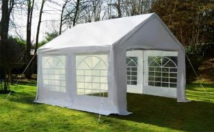 Standard Marquee / Party Tent 4m x 4m